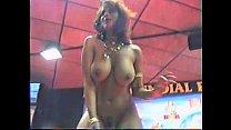 Dalila Naked Arab Bellydance