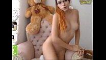 Sexy redhead squirts on cam sexyelitecams.club