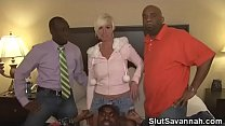 Slut Savannah - Anaconda and friends Thumbnail