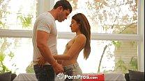 HD - PornPros Latin Ava Mendes celebrates with ...