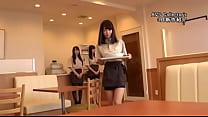 Sexy Waitress Yuki Seijo