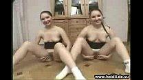 Lesbian Amat eur Twins
