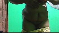 horny desi indian vanitha showing big boobs and shaved pussy leggings press hard boobs press nip rubbing pussy masturbation big green chilli Thumbnail