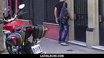 LatinLeche - Sweet latin guy on the street tric... Thumbnail