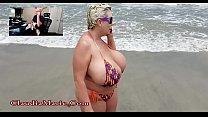 Claudia Marie Big Tit Beach Anal Sex Thumbnail