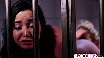 Lesbian Jailbait Babes Cherie DeVille And Karle...