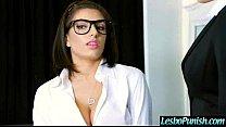 Wild Lesbians (darcie&jelena) Punished Hard With Sex Dildos movie-22