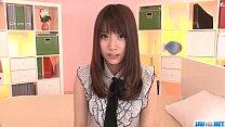 Hinata Tachibana endures two massive dicks