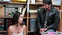 Cutie Geneva Takes Wiener For Shoplifting