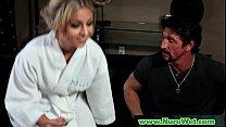 Blonde Babe gives Nuru Massage 20