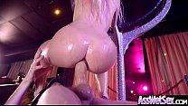 Slut Naughty Oiled Girl (Jessie Volt) With Big ...