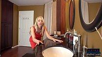 Mature wife Katie Morgan cheats in restaurant b...