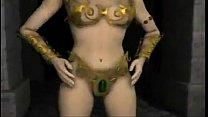 3D  animation porn video
