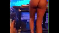 Gringa loca (naked girl)