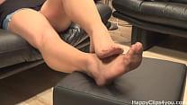 Nylon footplay