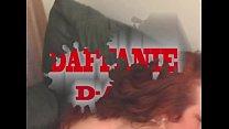 DAFFANIE D-ASS VS MR.CUNNLINGUS ..INTERRACIAL HOT SCENE FT. SOUTH SIDE
