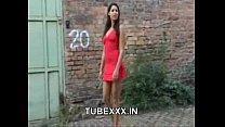 Zafira - Beauty in red dress