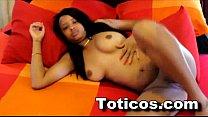 Toticos.com 19yo dominican teen shower & blowjo...