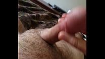 Jerking my cock Thumbnail