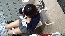 Asian teen in uniform Thumbnail