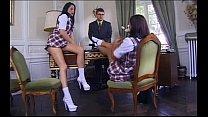 Schoolgirls Karen Lancaume & Coralie Trinh Thi ...