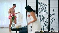 Brazzers - Dirty Masseur -  Curious Cock Massag...