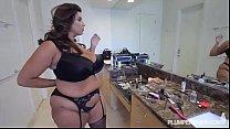 Plump Cutie Sofia Rose Takes on A BBC)