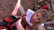 French Sluts Angelik Duval & Chloe Lacourt Powe...