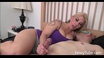 Mom helps sick son-feistytube.com