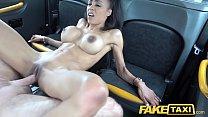 Fake Taxi Petite ebony with big tits works driv...