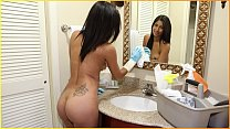 BANGBROS - Latina Maid Jade Jantzen Fucks Her C...