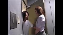 เจ้านายขาหื่น แอบเย็ดพนักงานสาวในห้องประชุมชายสองหญิงหนึ่ง