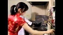 4484236 chinese restaurant cook fucks hot milf waitress
