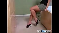 Beautiful Legs And Feet In High Heels