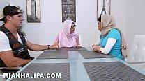MIA KHALIFA - The Video That Took MK's Career To A New Level, Featuring Julianna Vega & Sean Lawless