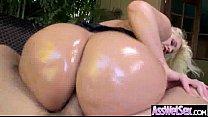 Sexy Girl (alena croft) With Big Oiled Ass Like...