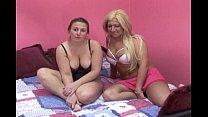 lesbian PORNSTAR and first-timer