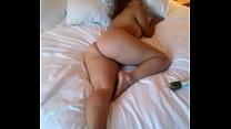 Culazo de madura en el hotel con amante