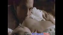 Uma Thurman tits exposed in hot sex scene