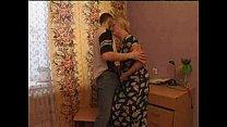 horny Mom Seduces Her Son