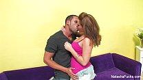 Natasha Nice with Carlo