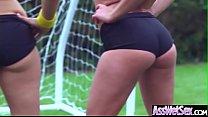 Anal Hardcore Sex With Hot Slut Big Ass Oiled Girl (Amirah Adara & Mea Melone) video-07 Thumbnail