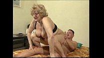 Big Butt Grandma