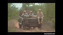 Diana, Outdoor Ganbang in the Kruger Park... thumb
