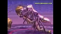 video bokep 3d Monster Sex Part5