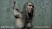 Wild torturing for hawt serf Thumbnail