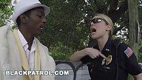 BLACKPATROL - Female Cops Make a Pimp a Ho (xb1...