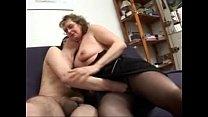 Francoise, Old Mature In Threesome   Pornhub.com