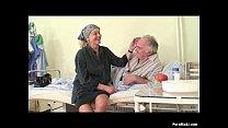 Порно взял силой молодую бабушку