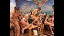 Kazakh Girl  in Orgy